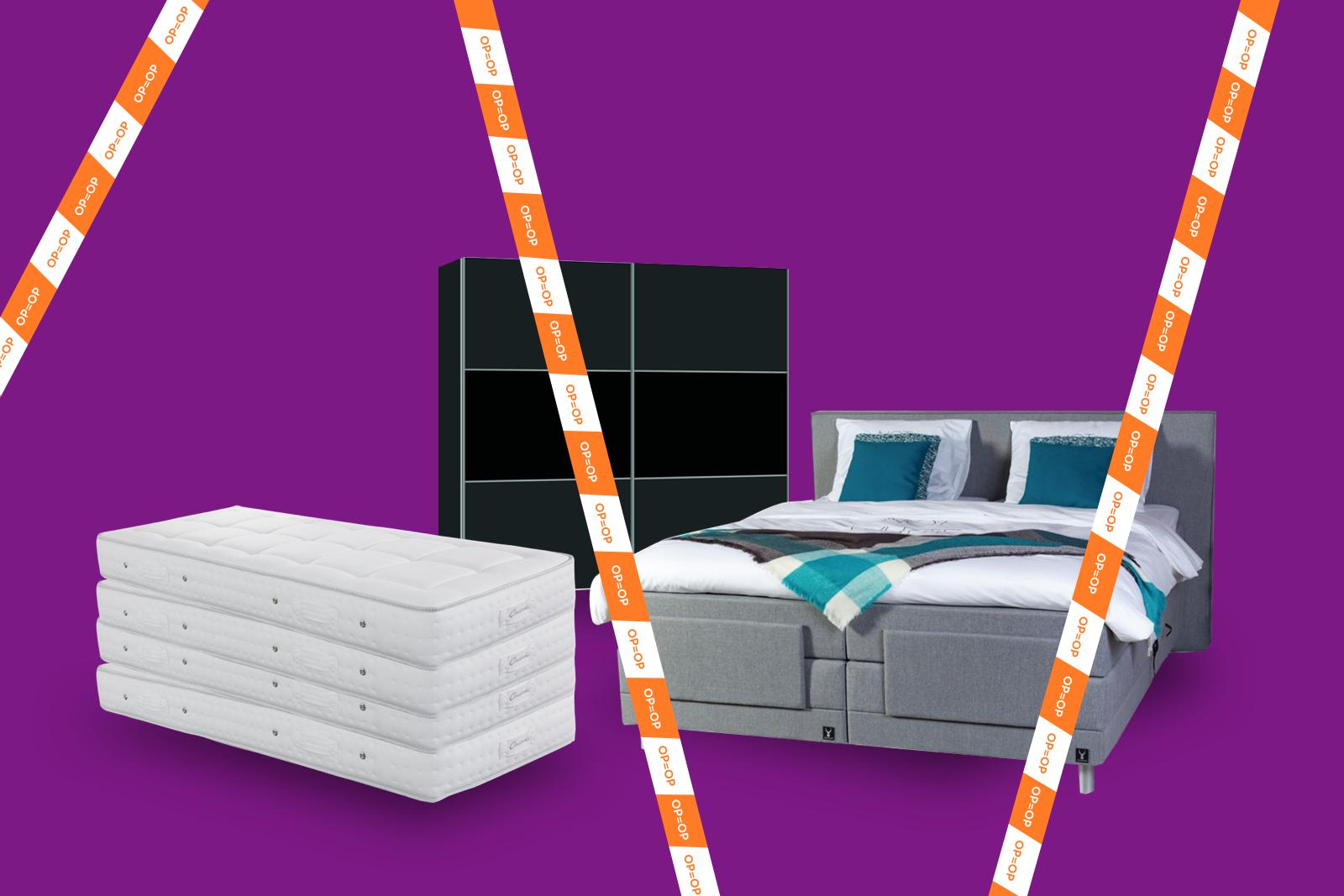 Bedbodem Outlet in Den Bosch